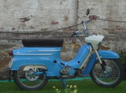 Jawa 50 typ 21 z roku 1972