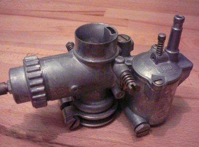 Jawa 90 – Karburátor