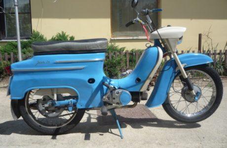 11 460x300 - Jawa 50 typ 21 z roku 1972