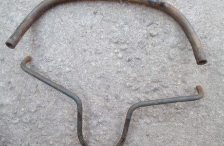 ČZ 150 C z roku 1951 – Výměna gumového potahu sedla 22 460x300 - ČZ 150 C z roku 1951 - Výměna gumového potahu sedla