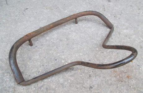 ČZ 150 C z roku 1951 – Výměna gumového potahu sedla 23 460x300 - ČZ 150 C z roku 1951 - Výměna gumového potahu sedla