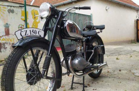 Z 150 C z roku 1951 Madlo spolujezdce 3 460x300 - ČZ 150 C z roku 1951