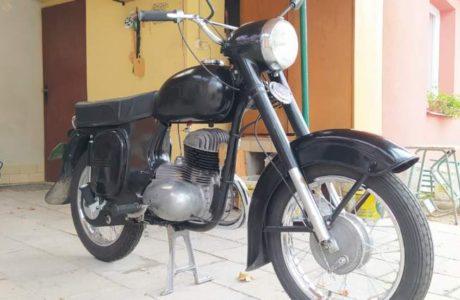 CZ 250 typ 455 z roku 1961 Dokonceni projektu 2 460x300 - ČZ 250 typ 455 z roku 1961