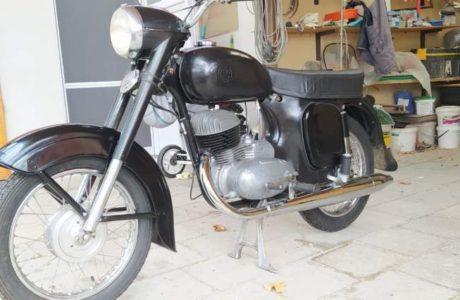 CZ 250 typ 455 z roku 1961 Dokonceni projektu 3 460x300 - ČZ 250 typ 455 z roku 1961