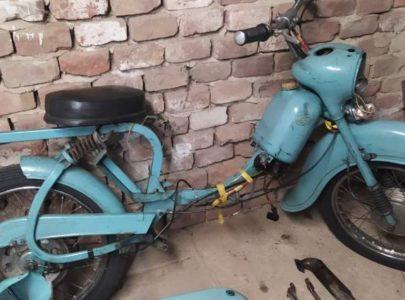 Jawa 50 typ 555 z roku 1959 – První důkladná prohlídka