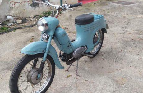 Jawa 50 typ 555 z roku 1959 15 460x300 - Jawa 50 typ 555 z roku 1959