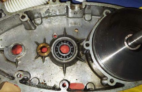 Jawa 50 typ 555 z roku 1959 GO motoru 13 460x300 - Jawa 50 typ 555 z roku 1959
