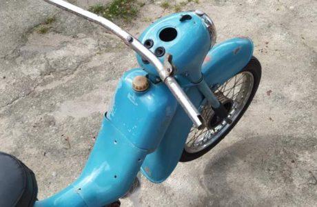 Jawa 50 typ 555 z roku 1959 Zkusebni sestaveni 7 460x300 - Jawa 50 typ 555 z roku 1959
