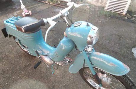 Jawa 50 typ 555 z roku 1959 Finale 4 460x300 - Jawa 50 typ 555 z roku 1959