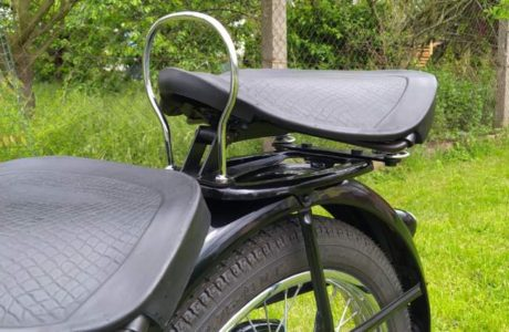 CZ 150 C z roku 1951 – Oprasena po dvou letech 10 460x300 - ČZ 150 C z roku 1951 – Oprášena po dvou letech