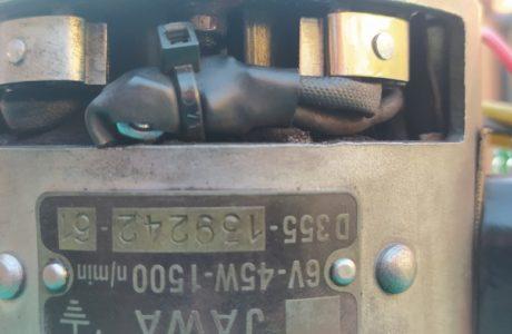 CZ 125 typ 453 z roku 1961 Po 3523 km porucha 6 460x300 - ČZ 125 typ 453 z roku 1961 - Po 3523 km porucha