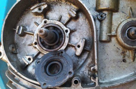 CZ 150 C z roku 1951 Generalni oprava motoru 10 460x300 - ČZ 150 C z roku 1951 - Generální oprava motoru