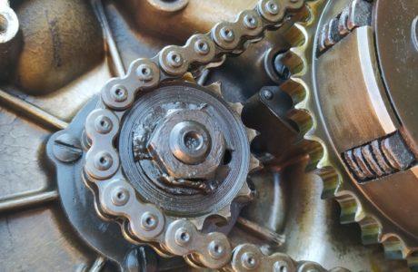 CZ 150 C z roku 1951 Generalni oprava motoru 13 460x300 - ČZ 150 C z roku 1951 - Generální oprava motoru