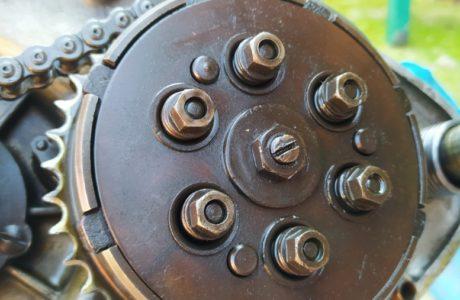 CZ 150 C z roku 1951 Generalni oprava motoru 14 460x300 - ČZ 150 C z roku 1951 - Generální oprava motoru