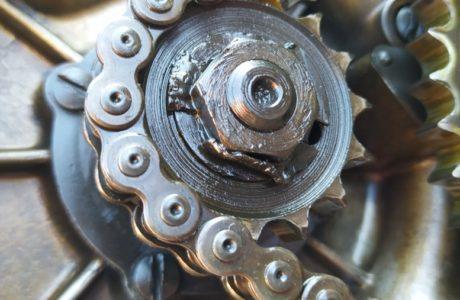 CZ 150 C z roku 1951 Generalni oprava motoru 15 460x300 - ČZ 150 C z roku 1951 - Generální oprava motoru