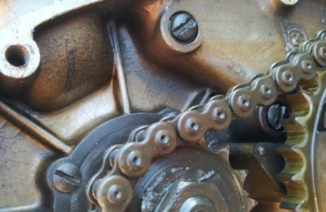 CZ 150 C z roku 1951 Generalni oprava motoru 17 460x300 - ČZ 150 C z roku 1951 - Generální oprava motoru