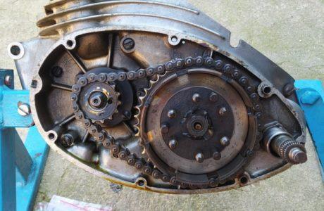CZ 150 C z roku 1951 Generalni oprava motoru 19 460x300 - ČZ 150 C z roku 1951 - Generální oprava motoru