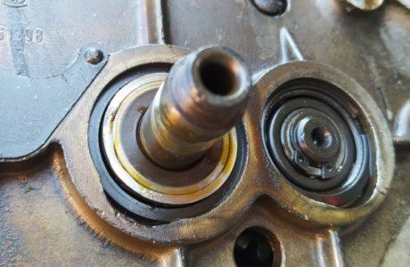 CZ 150 C z roku 1951 Generalni oprava motoru 20 460x300 - ČZ 150 C z roku 1951 - Generální oprava motoru