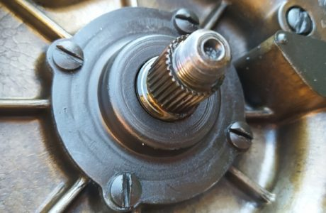 CZ 150 C z roku 1951 Generalni oprava motoru 22 460x300 - ČZ 150 C z roku 1951 - Generální oprava motoru
