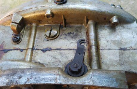 CZ 150 C z roku 1951 Generalni oprava motoru 3 460x300 - ČZ 150 C z roku 1951 - Generální oprava motoru