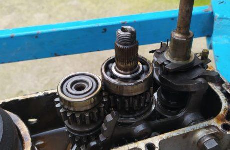 CZ 150 C z roku 1951 Generalni oprava motoru 34 460x300 - ČZ 150 C z roku 1951 - Generální oprava motoru
