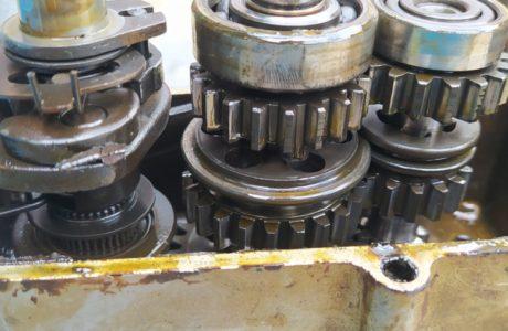 CZ 150 C z roku 1951 Generalni oprava motoru 37 460x300 - ČZ 150 C z roku 1951 - Generální oprava motoru