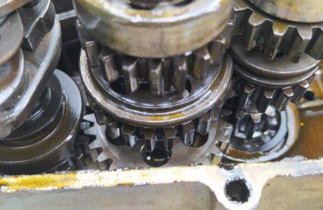 CZ 150 C z roku 1951 Generalni oprava motoru 38 460x300 - ČZ 150 C z roku 1951 - Generální oprava motoru
