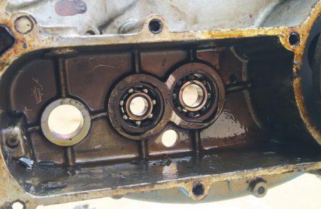 CZ 150 C z roku 1951 Generalni oprava motoru 42 460x300 - ČZ 150 C z roku 1951 - Generální oprava motoru