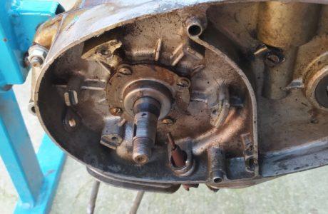 CZ 150 C z roku 1951 Generalni oprava motoru 5 460x300 - ČZ 150 C z roku 1951 - Generální oprava motoru