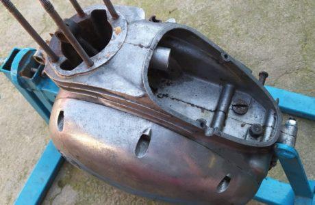 CZ 150 C z roku 1951 Generalni oprava motoru 6 460x300 - ČZ 150 C z roku 1951 - Generální oprava motoru
